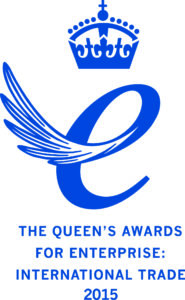 Catalyst win the Queen's Award for International Trade