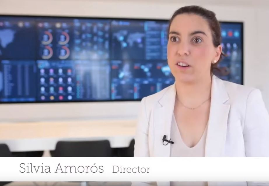 Sionic Director Silvia Amoros introduces the Sionic Dashboard