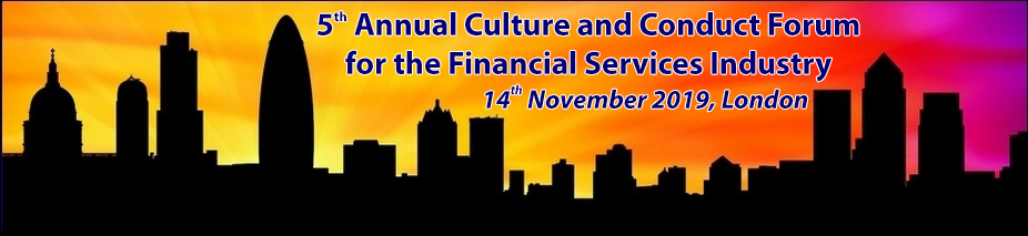5th Annual Culture and Conduct Forum